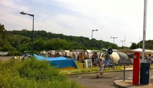 camp blida