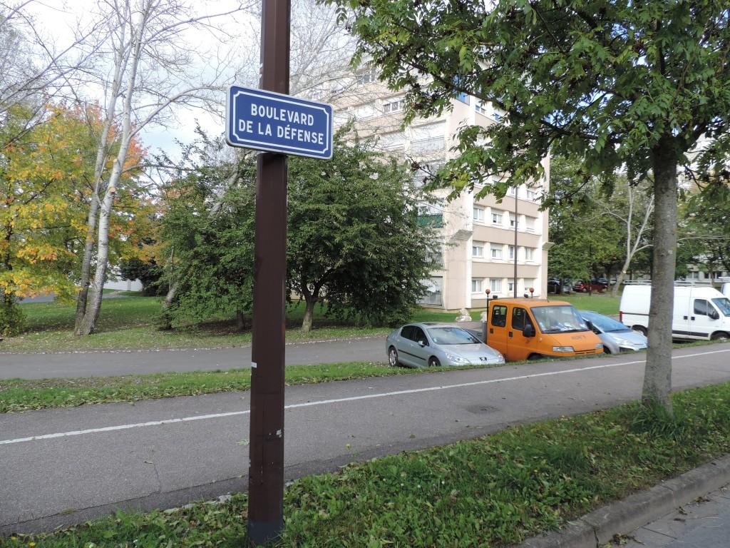 Boulevard de la Défense