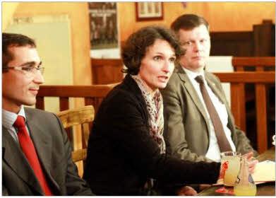 Conférence de presse, 11 décembre 2013