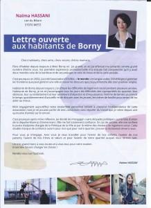 tract UMP Borny