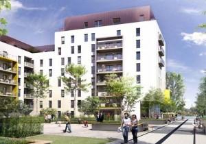 Projet de la ZAC du Sansonnet à Metz Devant-les-Ponts