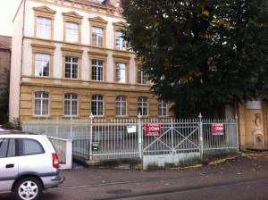 CDDP, rue du Cambout à Metz