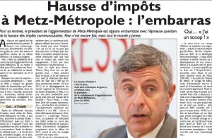 Extrait du Républicain Lorrain (30/09/15)
