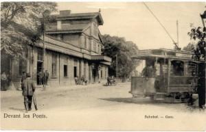 Gare de Metz Devant-les-Ponts