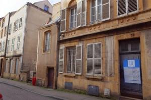 Immeuble situé au 32 rue Saint Marcel