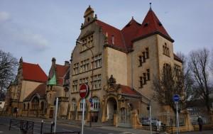 École Chanteclair-Debussy à Metz