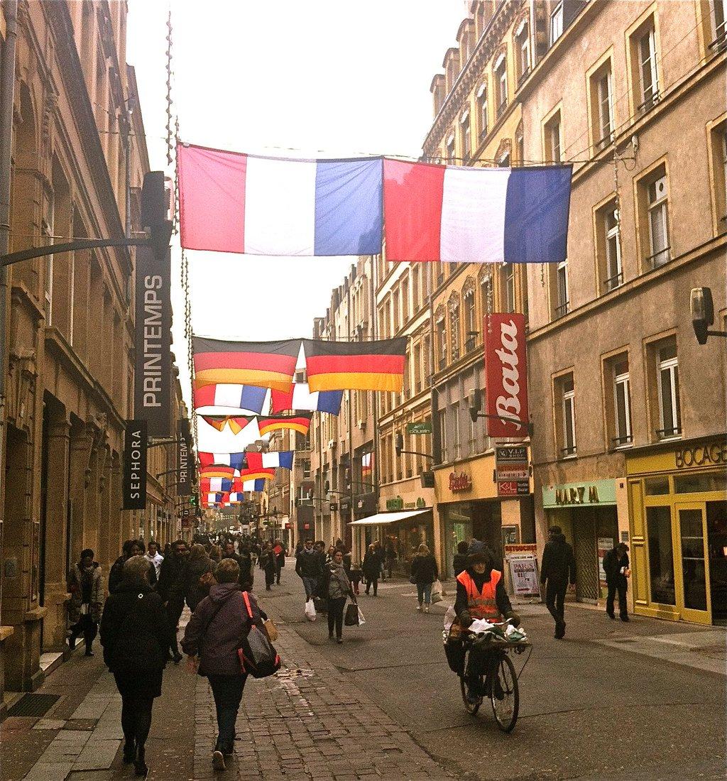 rue rencontre université