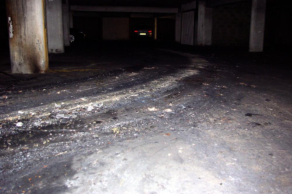 Rue du b arn la rue o les copropri t s br lent le plus for Garage ford metz borny