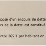 Metz, une Métropole qui emprunte, taxe, et vit au dessus de NOS moyens