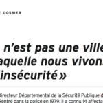 Interpellé par le FN, le maire reconnaît  l'aggravation de l'insécurité à Metz en 2017