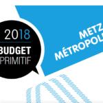 Premier budget de la métropole de Metz : dette, dotations, impôts en hausse, pour quoi faire ?
