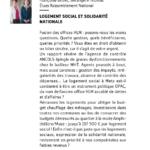 """""""Logement social et solidarité nationale"""", notre tribune Metz-Métropole le Mag"""