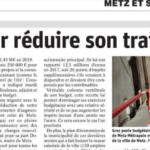 Pour faire de Metz une ville où il fait bon vivre, s'installer, entreprendre : stop à la gabegie !