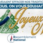 Joyeux Noël à Metz ! INVITATION à partager les voeux  le 6 janvier 2019