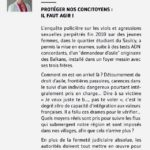 """Tribune du Mag Metz Métropole n° 83 """"Protéger nos concitoyens : il faut agir !"""