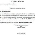 La municipalité socialiste fait n'importe quoi avec les noms de rues de Metz