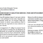 Pouvoir d'achat et qualité des services : tribune Metz Métropole le Mag 08/19