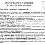 Françoise Grolet propose une Charte d'Action municipale au service des Messins