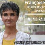 VIDÉO Françoise Grolet : rétablir le lien de confiance avec les Messins