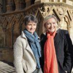 Marine Le Pen à Metz pour soutenir Françoise Grolet
