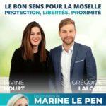 Dimanche 27,  à Metz,  je vote RN !