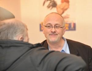 Thierry Gourlot à l'écoute des Messins