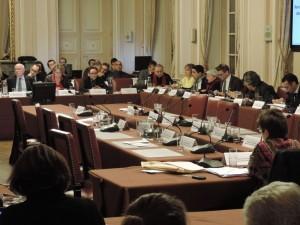 Conseil municipal du 30 janvier 2014 sans l'intergroupe