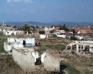village serbe d'obilic