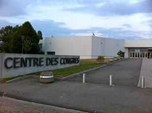 Centre des Congrès du Parc des Expos Metz-Grange aux Bois