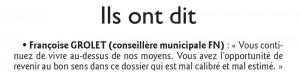 Françoise Grolet RL 18-11-2014 PDC MM