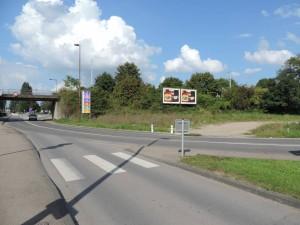 Situation du camp des Roms à Metz