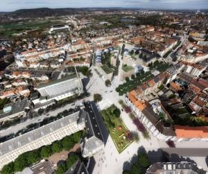Le projet Bon Secours, révélé sur le site de la Ville de Metz