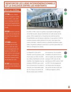 Page 23 du rapport Agenda 21 de la ville de Metz - Migrants et liens intergénérationnels ?
