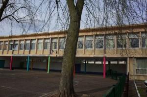 Ecole de la Seille à Metz